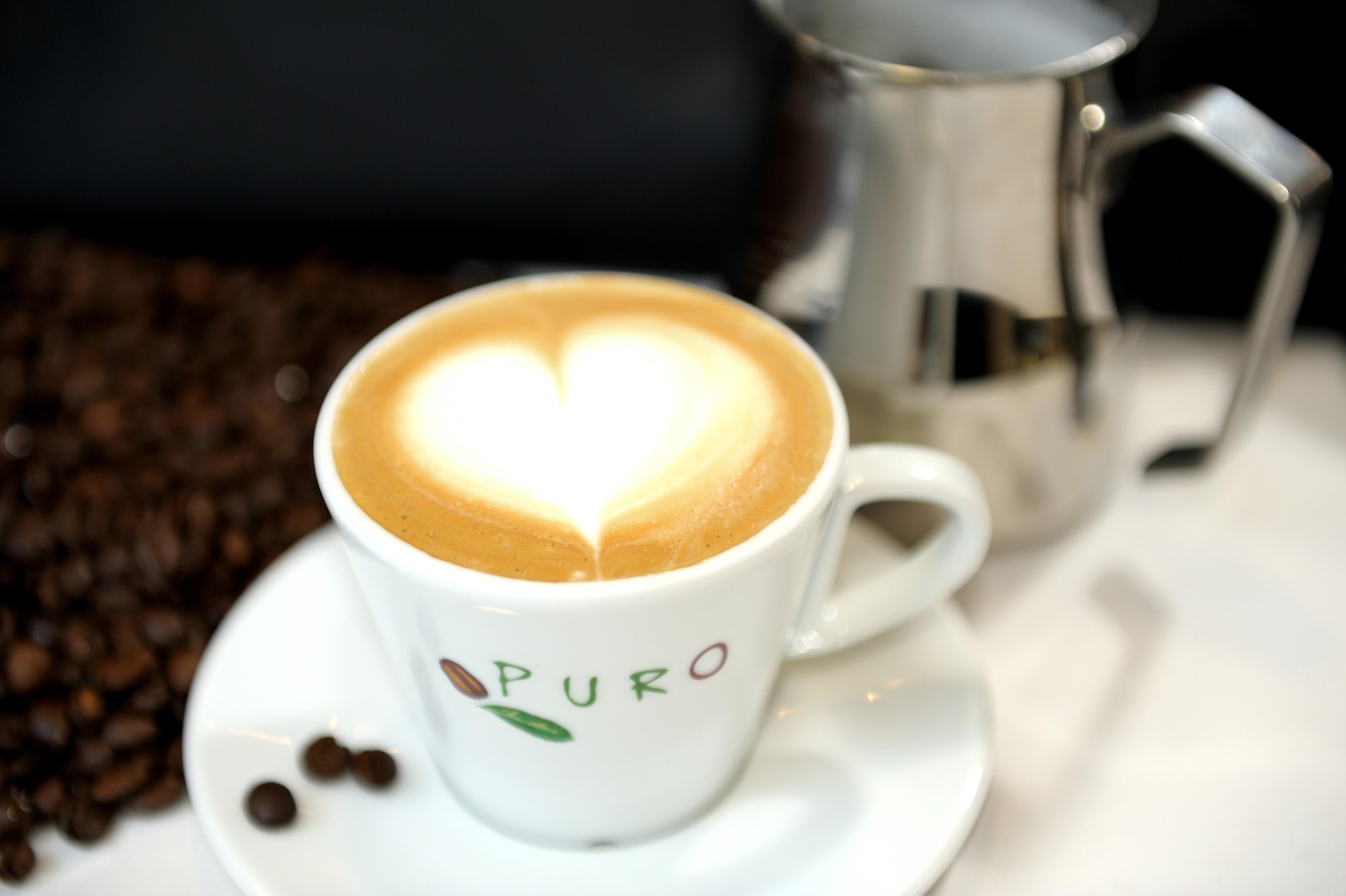 Puro káva